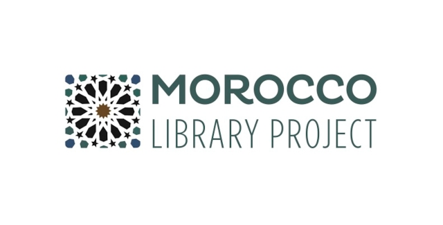 Morocco Library Project, Logo